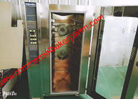 5 8 10 Trays Automatic Grade Electric Bread Oven With Big Size Glass Door