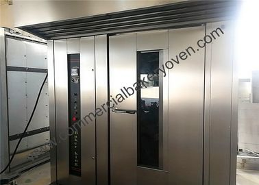China Commercial Bakery Rack Oven Easy Operated For Food Cake Biscuit Croissant factory