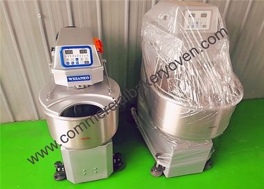 China Powerful Commercial Pizza Dough Maker Machine Bowl Lift Design 840x480x1000mm factory