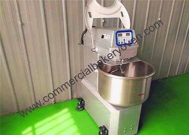China 3.5 Kw Electric Bakery Dough Mixer Two Speed Double Acting Easy Operation factory