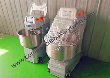 China Heavy Duty Bread Dough Mixer High Efficiency Double Motor Double Speed factory