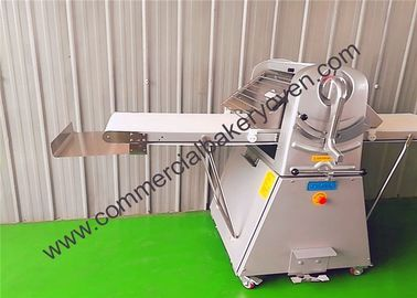 China High Durability 1.1kw Bread Dough Sheeter Foldable Each Clean Space Saving factory