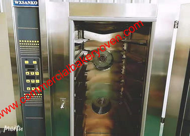 Commercial Bakery Convection Oven , Electric Hot Air Oven Large Capacity