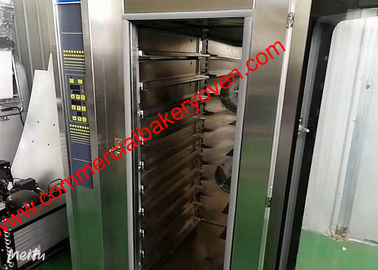 Commercial Multifunctional Bakery Convection Oven 350 Degree Max Temperature