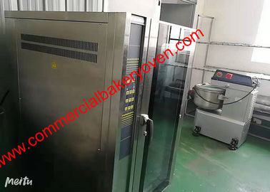 China Long Life Commercial Steam Bakery Convection Oven Hot Air For Bread Baking factory