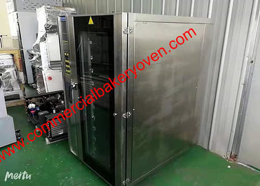 China Big Capacity Electric Hot Air Bread Baking Oven Pc Control 18kw Power Consume factory